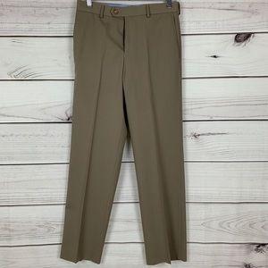 Boys Nordstrom Flat Front dress pants-18R